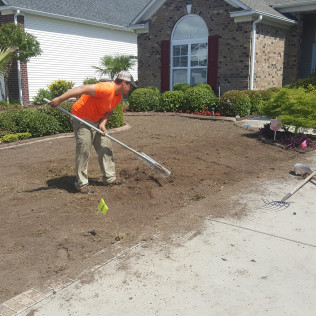 Landscaping Services in Myrtle Beach, SC